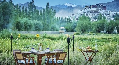 Example private tour: Luxurious North India & The Himalayas