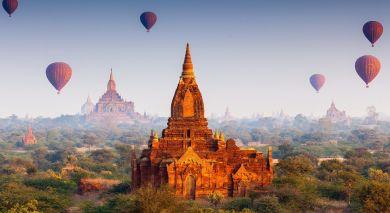 Empfohlene Individualreise, Rundreise: Die Höhepunkte des Goldenen Landes – Luxusreise nach Myanmar