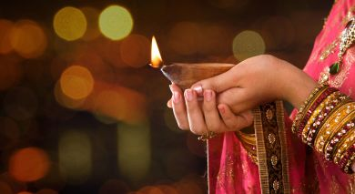 Example private tour: Festive Fever: Diwali in India