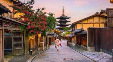 Example private tour: Just Japan – An Introduction
