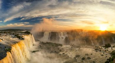 Example private tour: Culture, Waterfalls and Beach Bliss in Brazil
