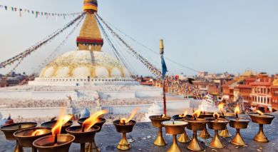 Example private tour: Nepal and North India: Culture, Adventure and Wildlife