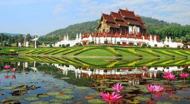 Empfohlene Individualreise, Rundreise: Thailand Rundreise: Bezaubernd & facettenreich