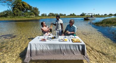 Example private tour: South Africa, Zimbabwe and Botswana: Wildlife and Waterfalls
