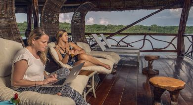 Example private tour: Amazonian Getaway, Devil's Nose and Cuenca