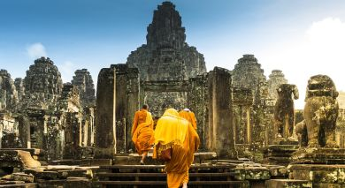 Example private tour: Highlights of Cambodia in Luxury