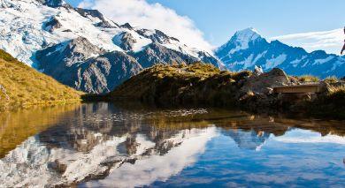 Empfohlene Individualreise, Rundreise: Neuseeland-Klassiker