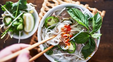 Example private tour: Culinary Tour of Vietnam