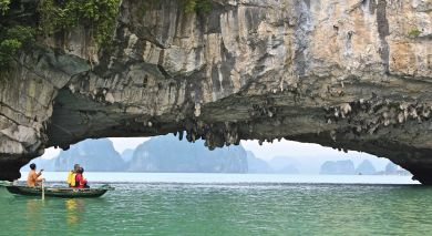 Example private tour: Vietnam: From the North to the South