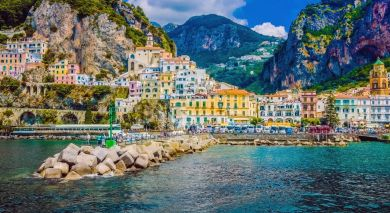 Example private tour: Southern Culture and the Amalfi Coast
