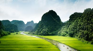 Example private tour: Vietnam: Legendary Landscapes