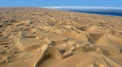 Namib Rand Naturschutzgebiet in Namibia