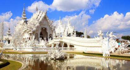 Chiang Rai in Thailand