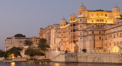 Destination Udaipur in North India