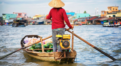 Destination Can Tho in Vietnam