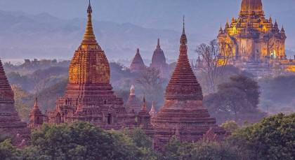 Mandalay / Ayeyarwady in Myanmar