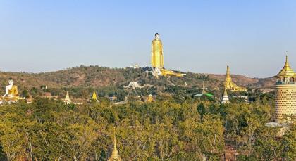 Destination Monywa in Myanmar