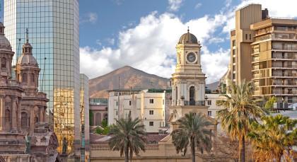 Santiago de Chile in Chile