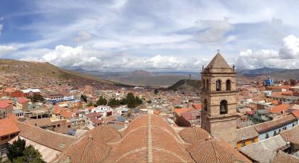 Potosi in Bolivien