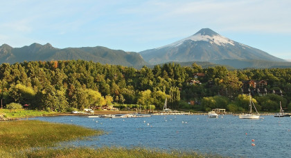 Pucon in Chile
