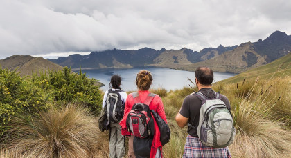Destination Otavalo in Ecuador/Galapagos