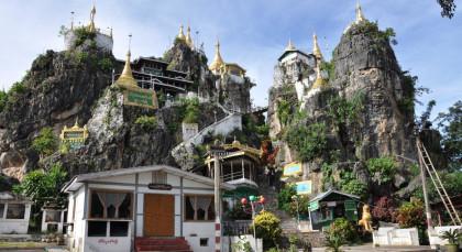 Loikaw in Myanmar