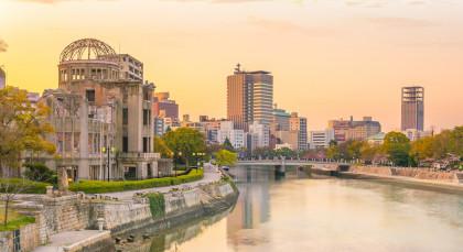 Hiroshima in Japan