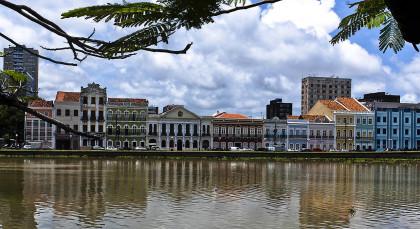 Recife in Brasilien