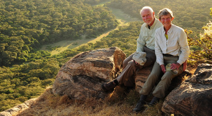Laikipia – Wandersafari in Kenia
