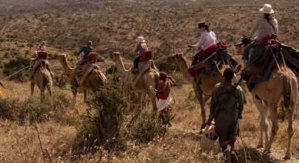 Destination Laikipia – Sabuk in Kenya