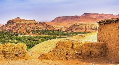 Destination Ouarzazate in Morocco