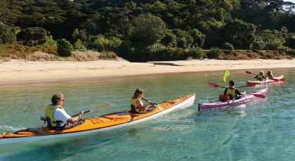 Paihia (Bay of Islands) in Neuseeland