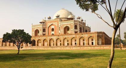 Reiseziel Delhi in Nordindien