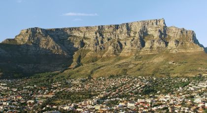 Südafrika in Afrika