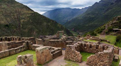 Destination Sacred Valley in Peru