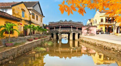 Destination Hoi An in Vietnam