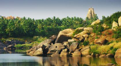 Neeleshwar Kasaragod in Südindien