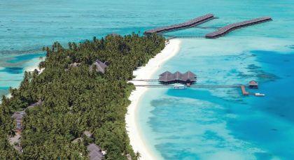 The Maldive Islands in Asia