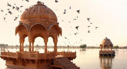 Reiseziel Jaisalmer in Nordindien