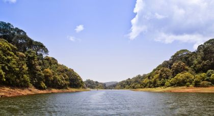 Destination Thekkady in South India