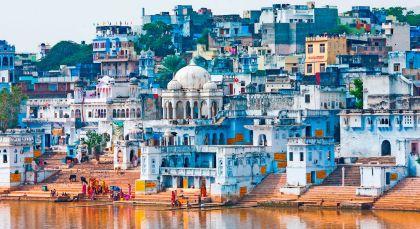 Pushkar in Nordindien