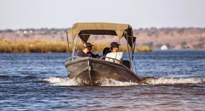 Savuti & Linyanti in Botswana