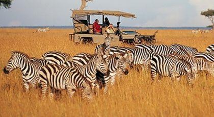 Kenia Rundreisen in Afrika