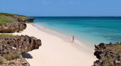 Destination Memba Bay in Mozambique