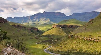 Destination Central & Northern Drakensberg in South Africa