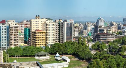 Reiseziel Dar es Salaam in Tansania