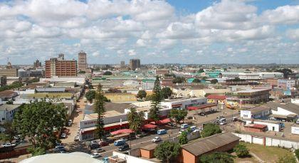 Reiseziel Lusaka in Sambia