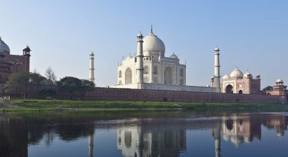 Agra in Nordindien