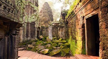 Cambodia Tours in Asia