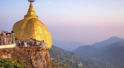 Kyaiktiyo Myanmar